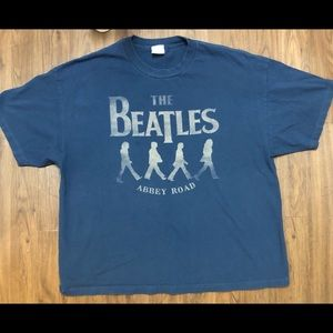 The Beatles Shirts - 🍏 The Beatles Abby road shirt